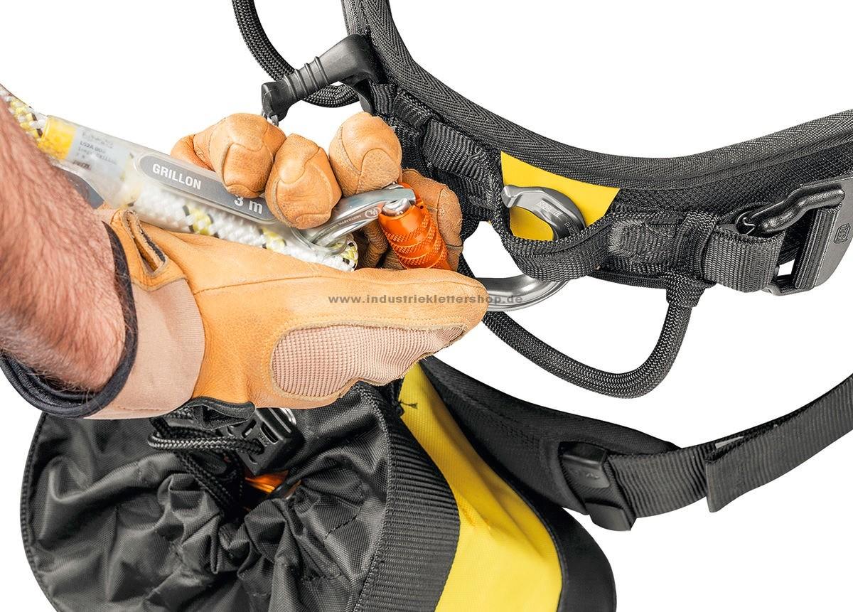 Klettergurt Industrie : Petzl falcon ascent klettergurt im industrieklettershop.de
