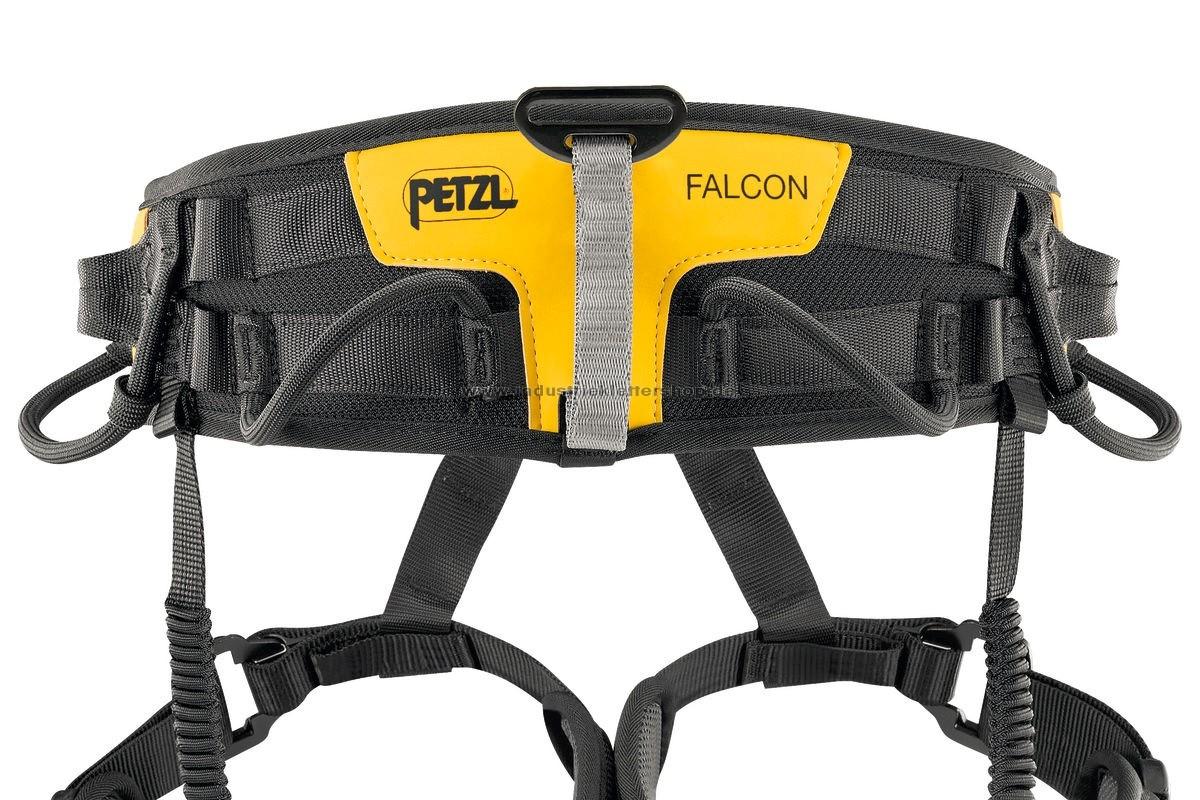 Petzl Klettergurt Größen : Petzl falcon sitzgurt im industrieklettershop