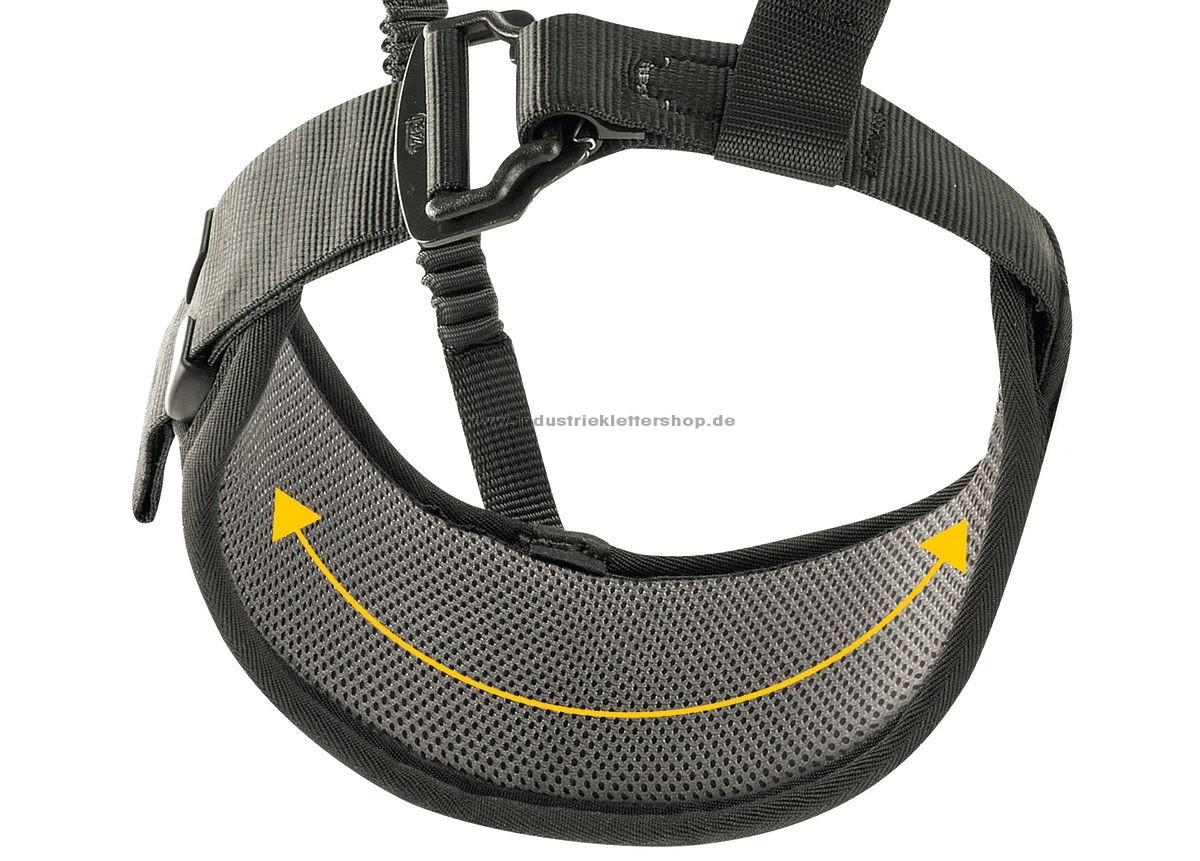 Klettergurt Rigging : Edelrid klettergurt vertic easy glider aermax