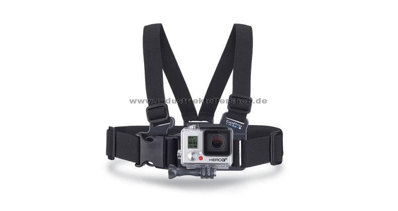 Klettergurt Brustgurt Kinder : Jr chest mount harness brustgurt für kinder von gopro