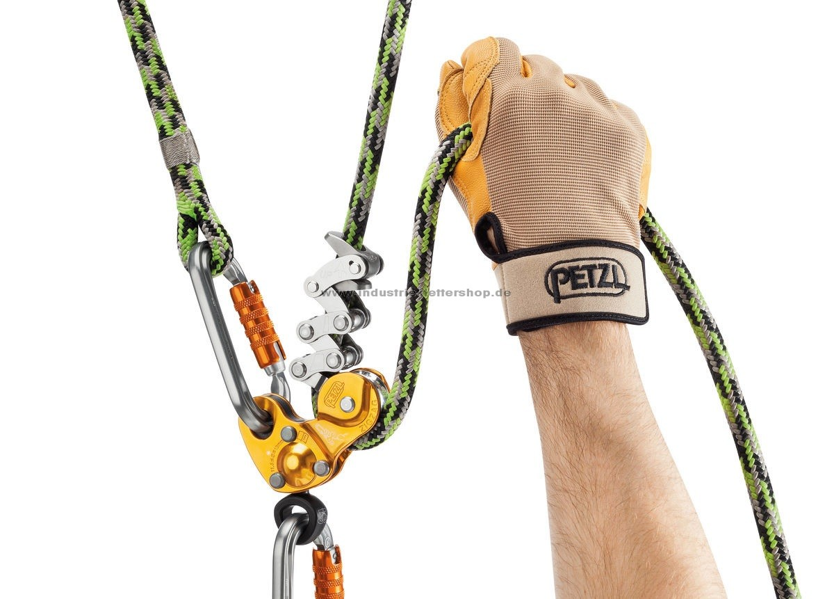 Petzl Klettergurt Lebensdauer : Petzl zigzag mechanische prusikrolle ausrüstung im