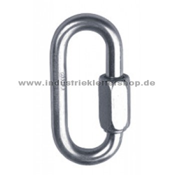 Maillon Rapide Oval - 10 mm - Schraubglied