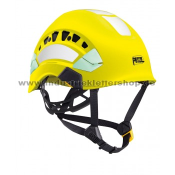 Vertex Vent HI-VIZ Helm gelb