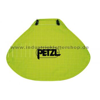 Nackenschutz für Petzl Helme - gelb