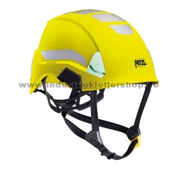 Strato HI-VIZ Helm gelb