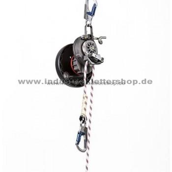 Abseilgerät RG10 Hub Typ A - 110m Seil