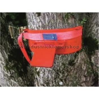 Baumhalteplatte - starr - mit Ratschengurt
