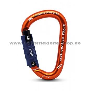 Pirate - ORCA Lock  - Orange