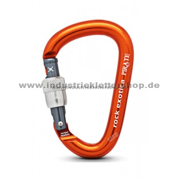 Pirate - Screw Lock - Orange