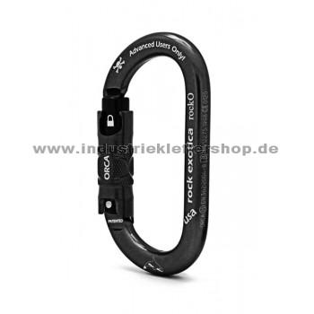 rockO - ORCA Lock - Schwarz