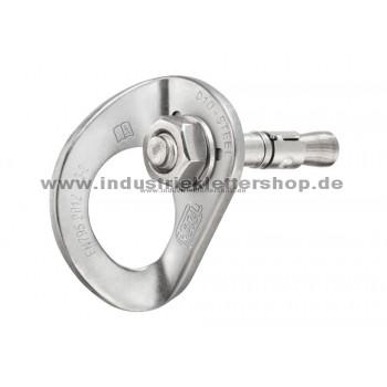 Coeur Bolt Steel - mit Bohrhaken - Stahl - 10 mm
