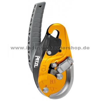 ID Evac - Abseilgerät - Sicherungsgerät - gelb