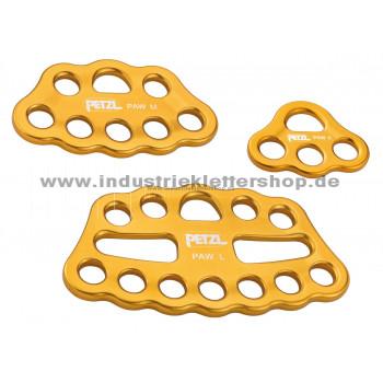 PAW- Riggingplatte - S - gelb