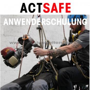 Basiskurs Actsafe Anwender - ASA LEVEL 1