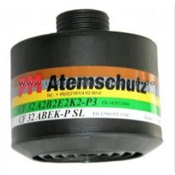 PM Kombinationsfilter - A2B2E2K2-P3