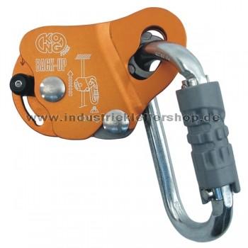 Backup Orange - mitlaufendes Sicherungsgerät