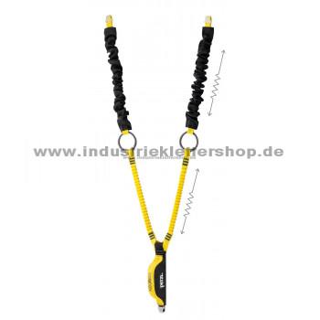 Absorbica-Y - Tie-Back - ohne Karabiner