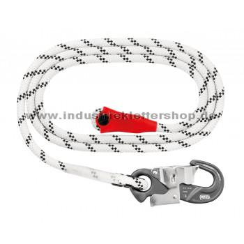 Grillon Ersatzseil - mit Hook - 2 m