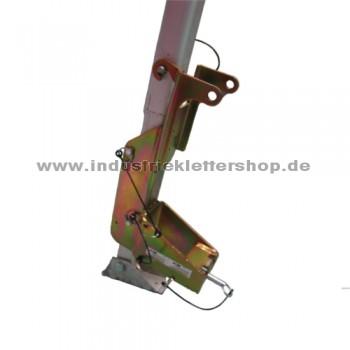 Befestigungsadapter MI 65 - Länge 30 + 40m
