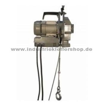 Winde Minifor TR 10 - Kabelvorrichtung - Hängetastersteuerung