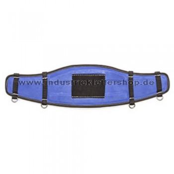 RST190 - Rückenstütze für Auffanggurte - blau / schwarz