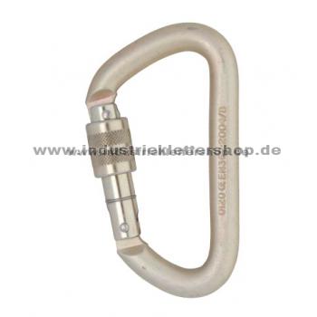 Offset D Range - Stainless Steel Screwgate - Schrauber