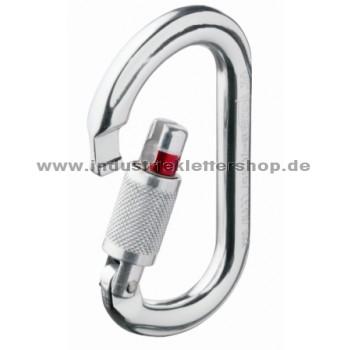 OK - Screw lock - Alu - Schraubkarabiner