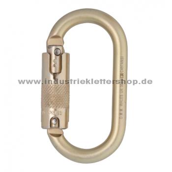 Oval Range ANSI - Stainless Steel Locksafe - 3-Wege