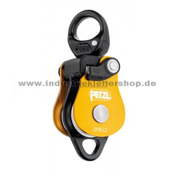 SPIN L2 - Umlenkrolle - Doppelrolle - gelb