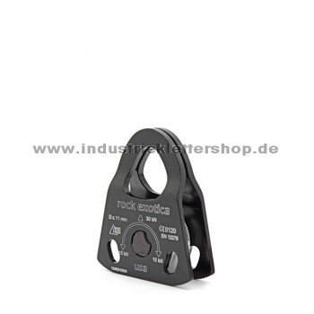 Mini Machined - single - schwarz