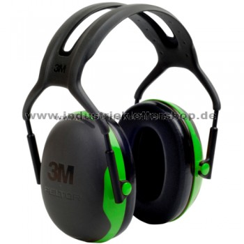 Kapselgehörschutz -  X1 mit Kopfbügel - SNR 27 dB