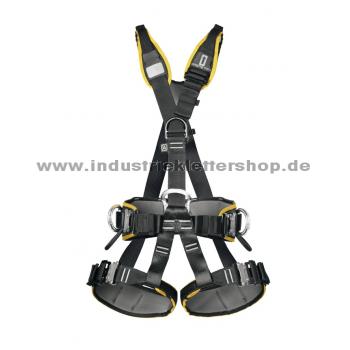 Profi Worker III Speed - M/L - gelb/schwarz