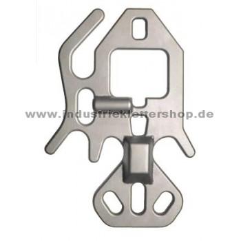 Radeberger Haken RHS - Aluminium - Platte