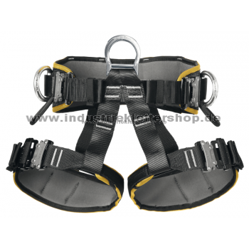 Sit Worker III - Speed - S - gelb/schwarz