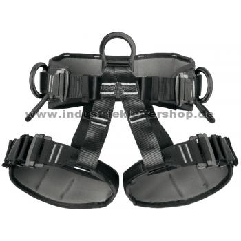 Sit Worker III - Standard Easy Lock - XL - schwarz