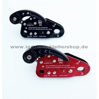 LOV2 - Abseilgerät - mitlaufendes Auffanggerät - rot