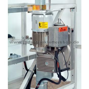Mobile Tirak Winde - 980 kg