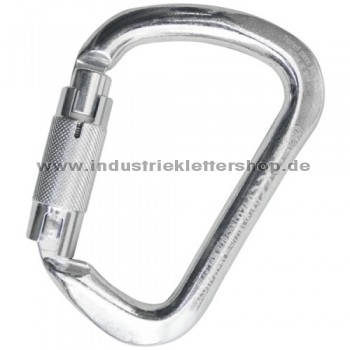 X-Large Stainless Steel - Triple-Lock