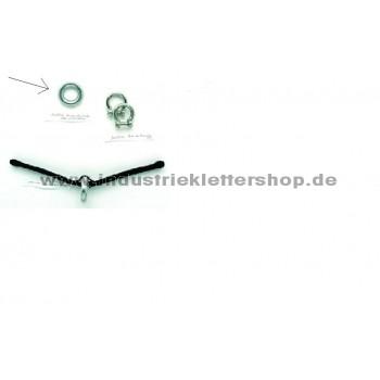 Aluminiumring - Haltesystem EN358