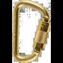 Steel Karabiner D - Twist