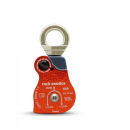 Omni Block 1.1 - single - kugelgelagerte Seilrolle - mit Swivel
