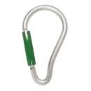 Pear Shaped Scaffold Hook - Quicklock Karabiner