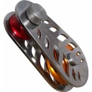 Riggingrolle Fire - Steel - Schwerlastrolle