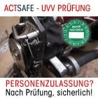 UVV jährliche Prüfung - Seilwinde PME