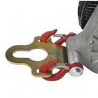 Halteplatte Anhängerkupplung - Anbauplatte