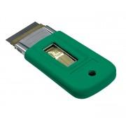 Sicherheitsschaber incl. 1 Klinge - 4 cm