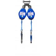 HWB DW - Doppel Höhensicherungsgerät Aluminiumgehäuse