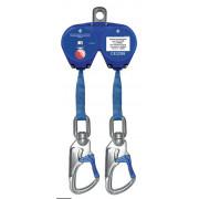 HWDB - Doppel Höhensicherungsgerät Drehwirbel