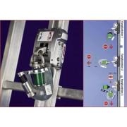 MultiSafe - Fallschutzläufer Typ 0529.7430 - Mobilfunk
