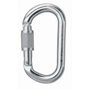 OK - Screw lock - Alu - Schraubkarabiner